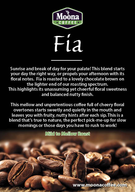 FIA Blend – Light Roast