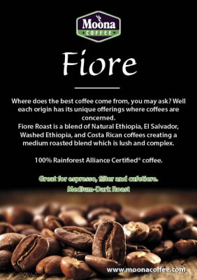 FIORE Blend – Medium Roast