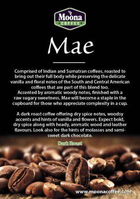 MAE Blend – Dark Roast